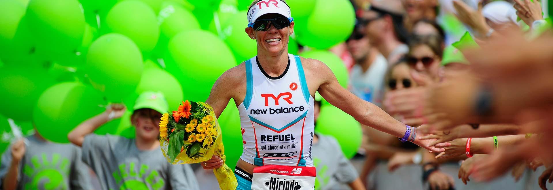 Mirinda Carfrae World Champion Triathlete Husqvarna Fs 400 Lv Economic De2 Profile
